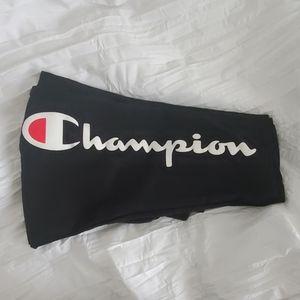 Champion black sweatpants